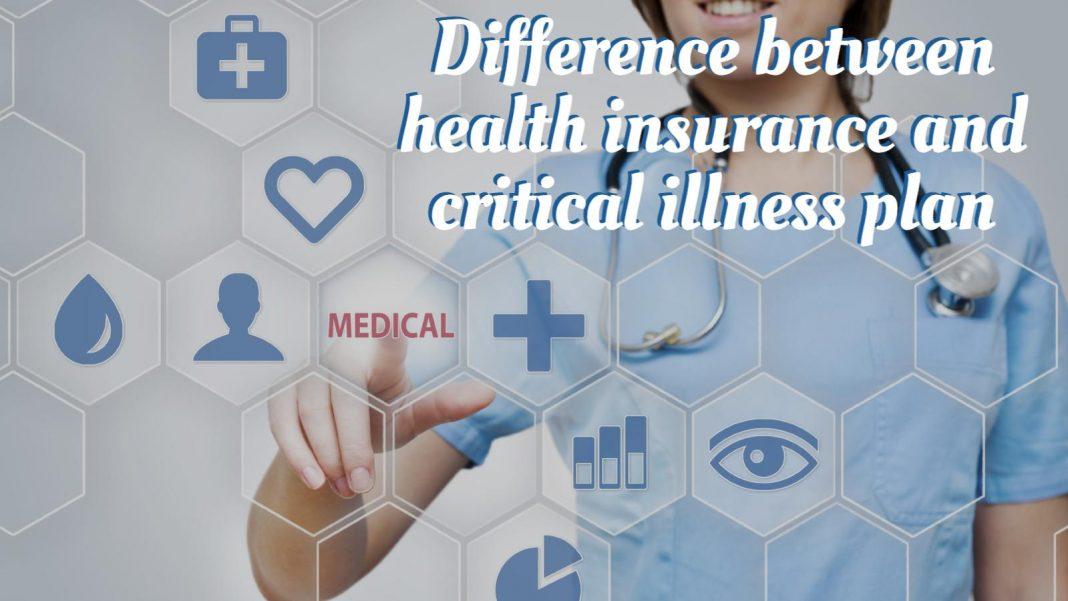 Asuransi kesehatan dan asuransi penyakit kritis