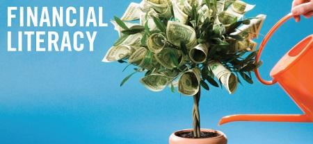 Lima Level Cerdas Finansial - Banner