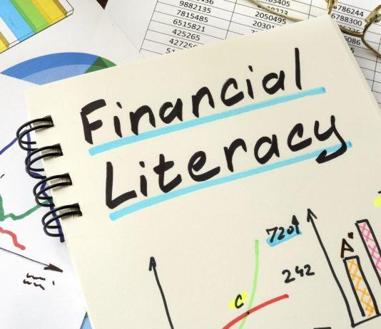 Lima Level Cerdas Finansial - Cover